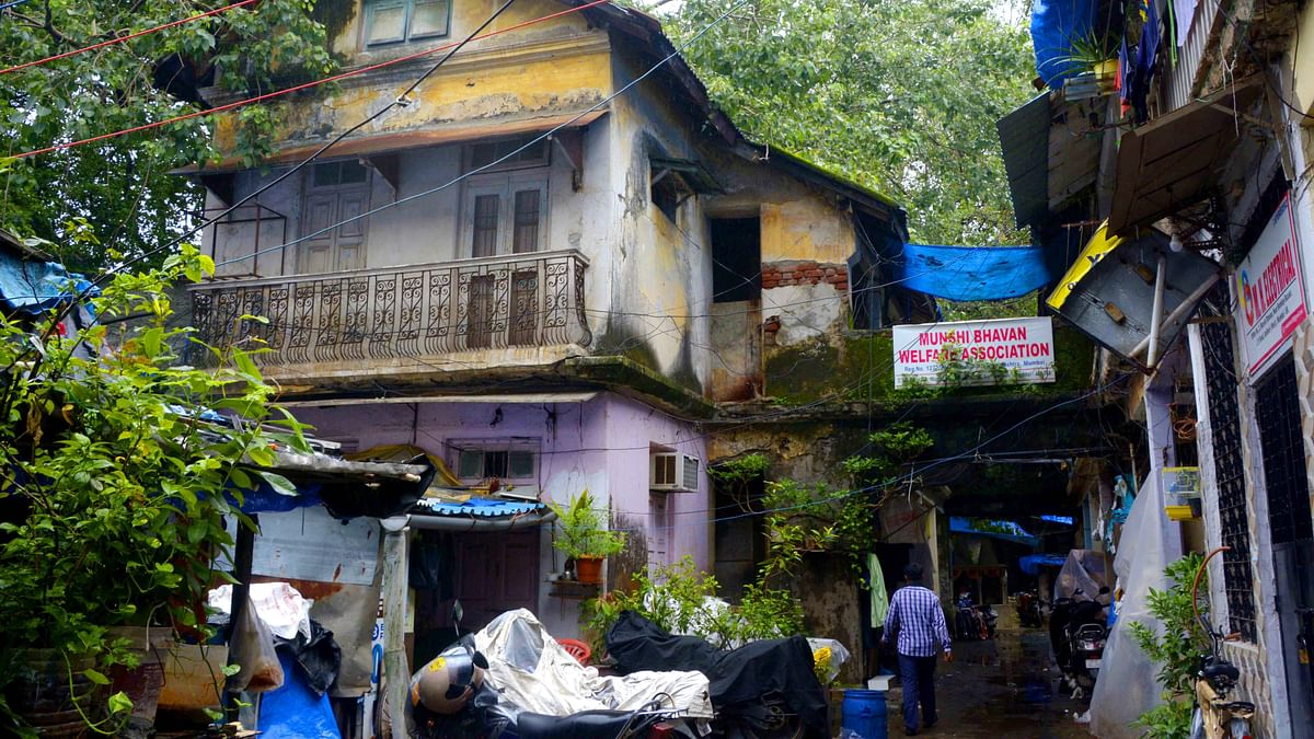 Buildings on the Brink: Residents of Andheri's Munshi Bhavan move court against BMC; say building is not 138 years old, but a mere 85