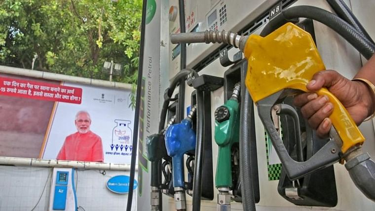 Petrol, diesel prices remain unchanged for 10th consecutive day; petrol nears Rs 108 in Mumbai