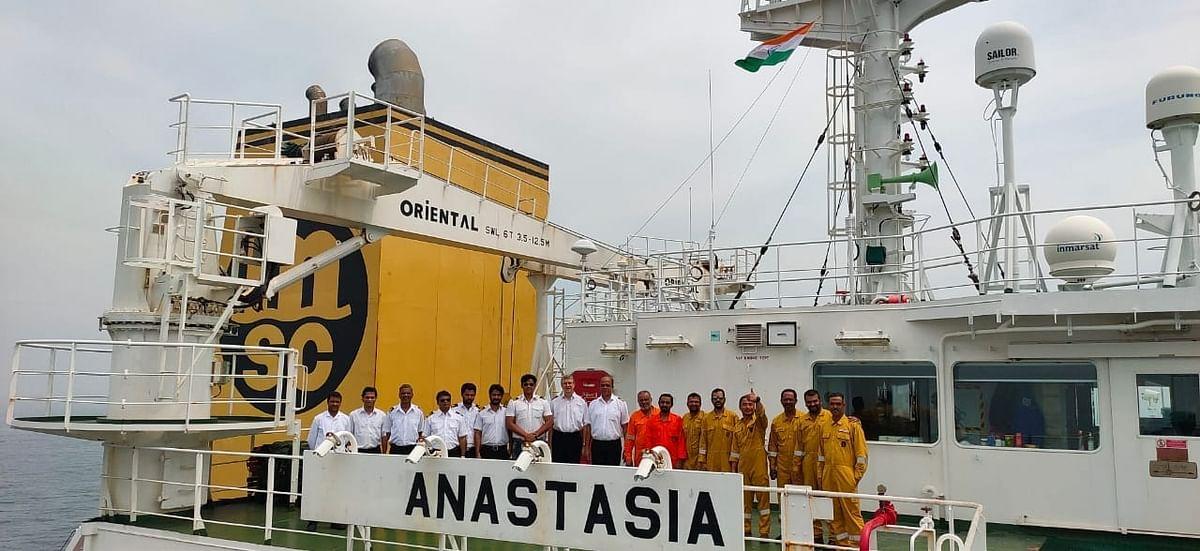 5 Indian sailors stranded in Iran, seek PM's help