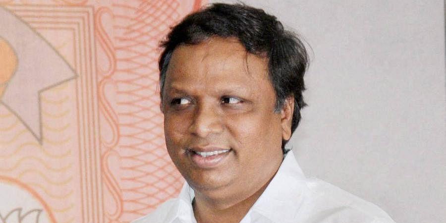 BJP MLA Ashish Shelar
