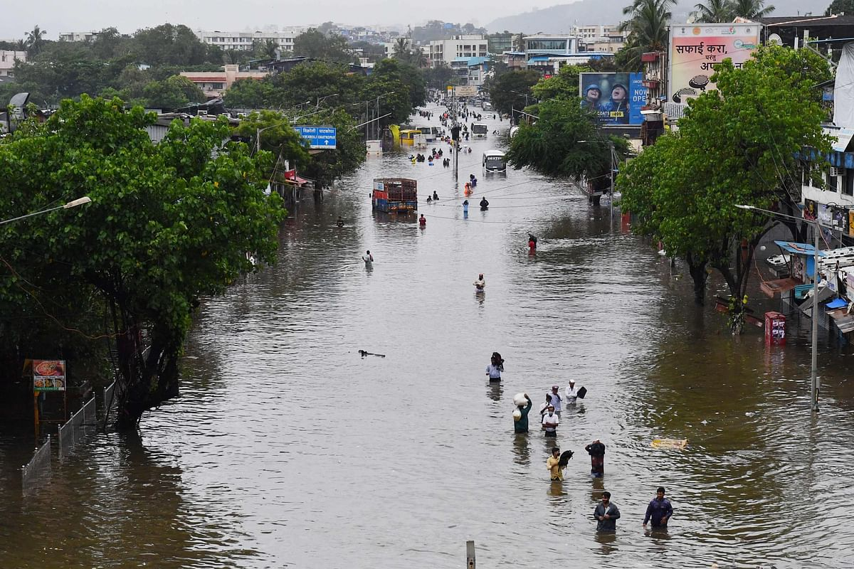 Mumbai records third highest one-day rainfall in July since 2009