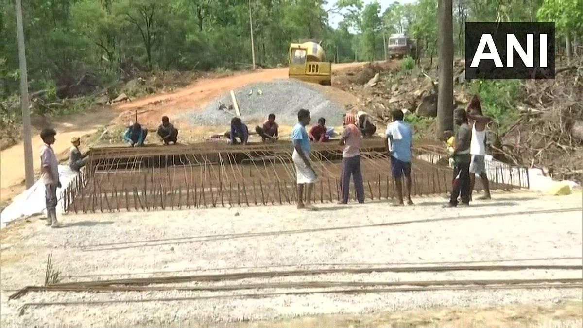 Villagers of Naxal-dominated Minpa village in Sukma district will soon get connected with nearby villages.