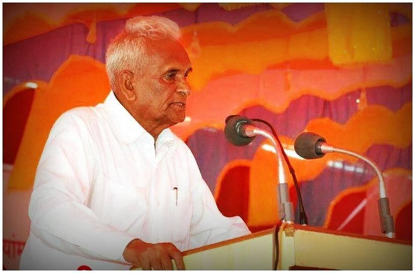 Maharashtra's longest-serving MLA Ganpatrao Deshmukh passes away; Sharad Pawar, Bhagat Singh Koshyari condoles demise