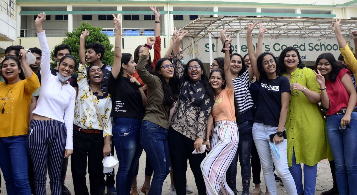 CBSE Class 12 results out: Many score over 95%
