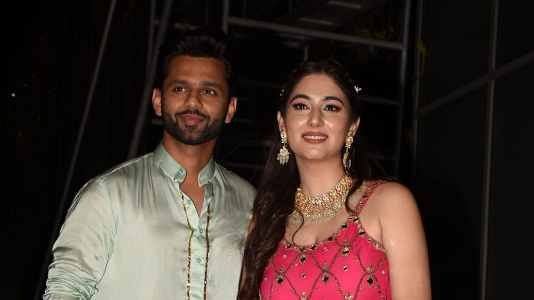 Rahul Vaidya-Disha Parmar's Sangeet ceremony to take place after wedding, reveals choreographer Sumit Khetan