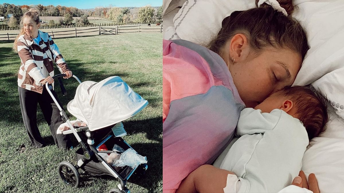 'As a new mom, I just want the best for my baby': Gigi Hadid requests paparazzi to blur daughter's face out of images