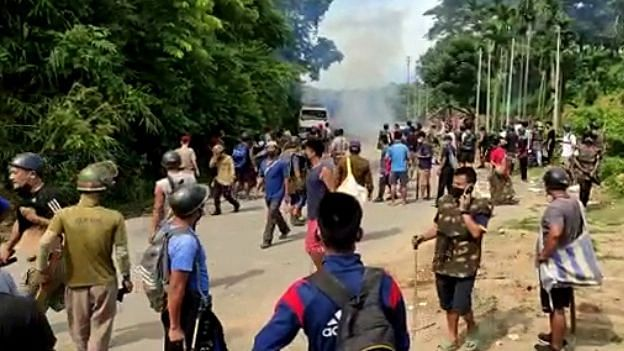 Threats, road blockades and more: Accusations fly on both sides as Assam-Mizoram rift continues