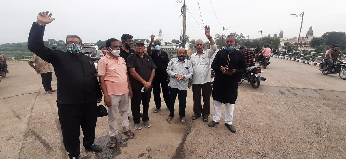 Residents lend support to conserve Shivna river