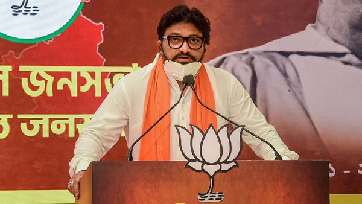 Babul Supriyo firm on quitting politics, but will remain MP