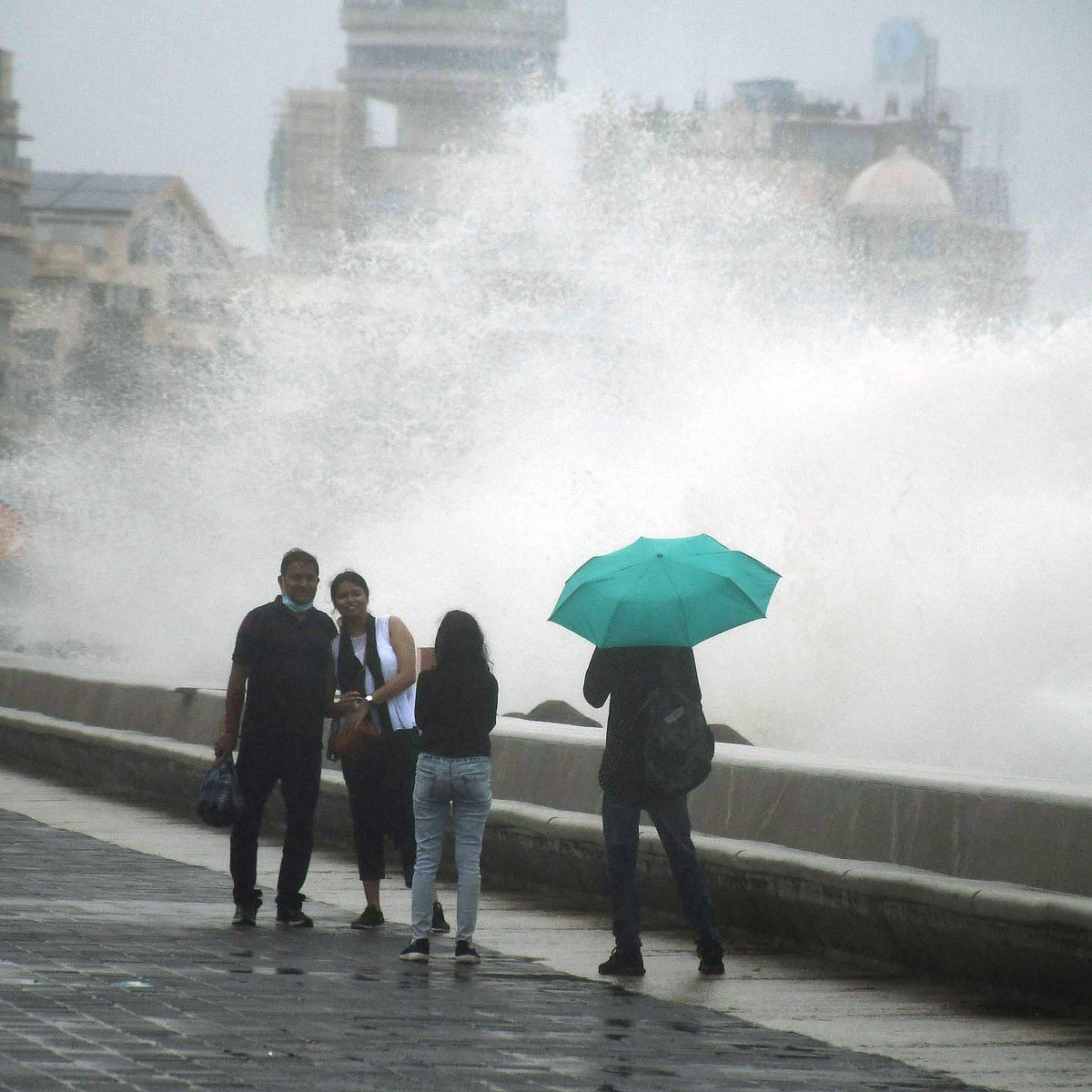 Mumbai weather updates: Heavy rains cause waterlogging in city; IMD predicts very heavy spells at isolated places