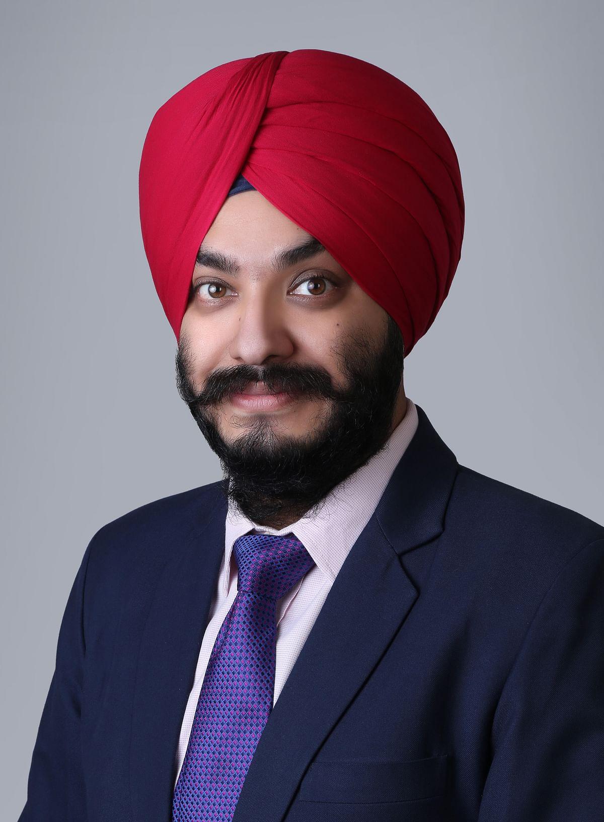 Sukhpreet Singh, new Head of Human Resources, mPokket.