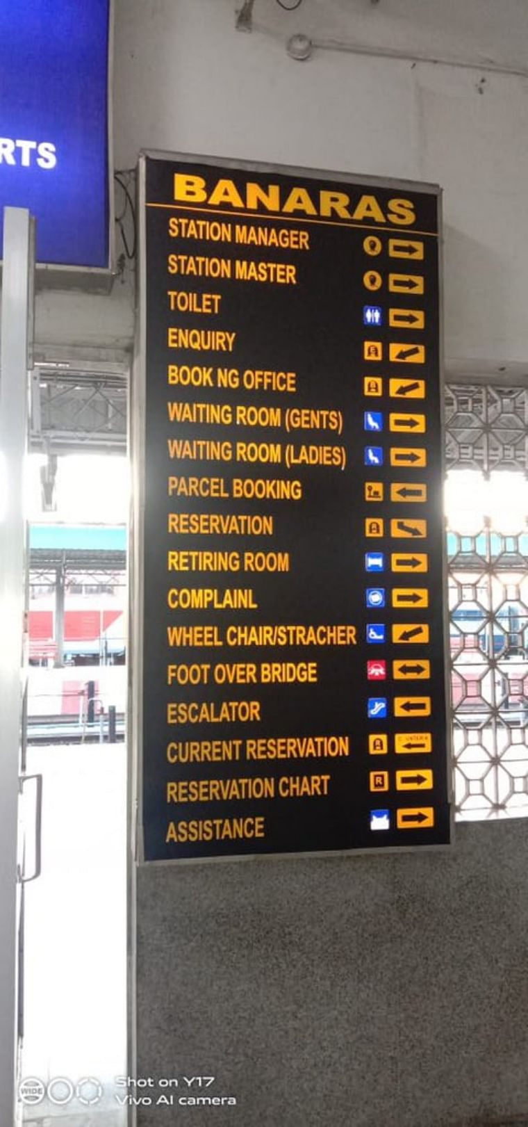 In pics: Varanasi gets its Banaras railway station after 64 years