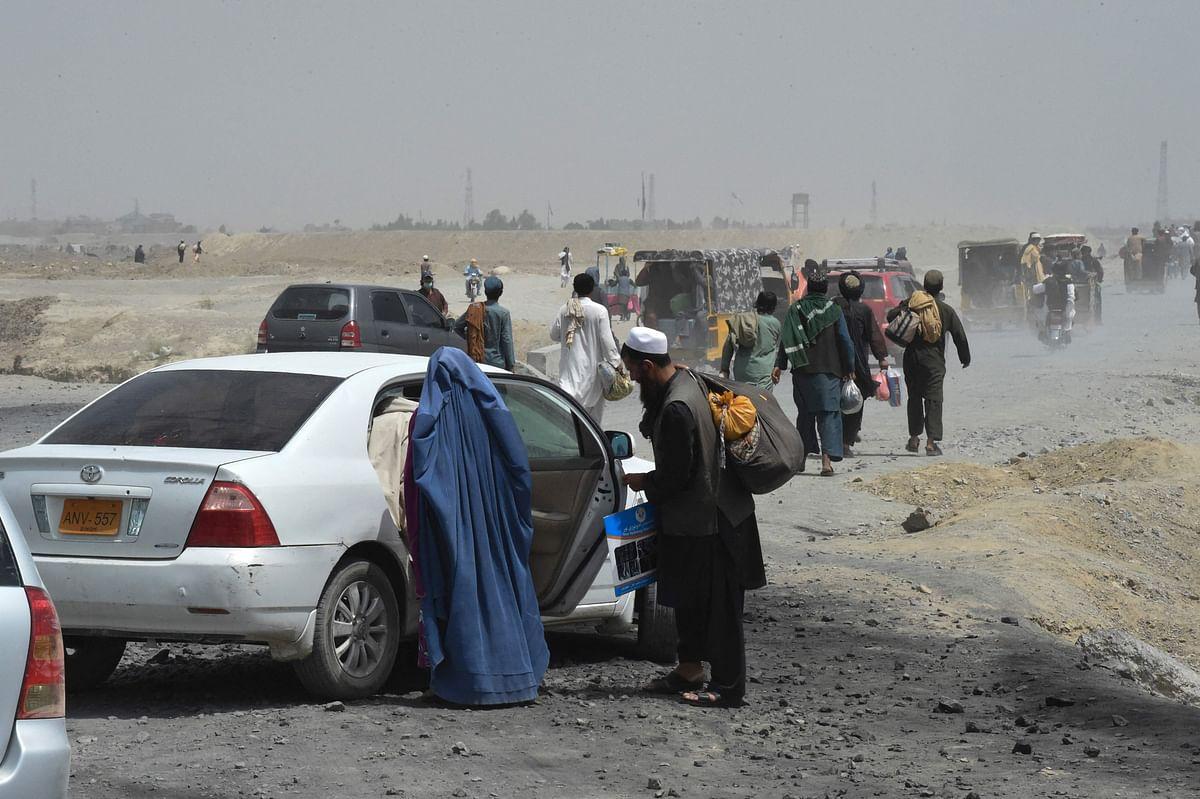 Afghan President says '10,000 jihadi fighters' have entered from Pakistan; Imran Khan references 'RSS ki ideology'