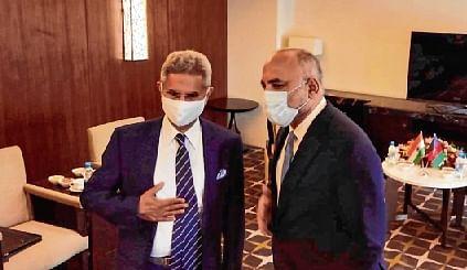 Jaishankar meets Afghan Foreign Minister ahead of key SCO meet