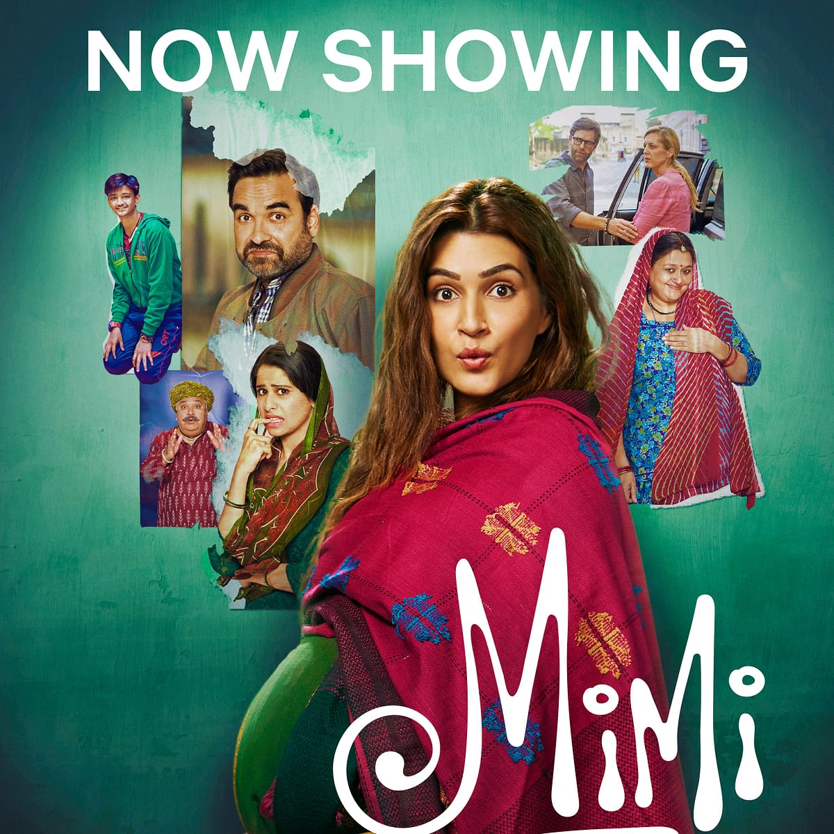 'Went into labour early': Kriti Sanon's 'Mimi' releases on Netflix after being leaked online four days before its official release