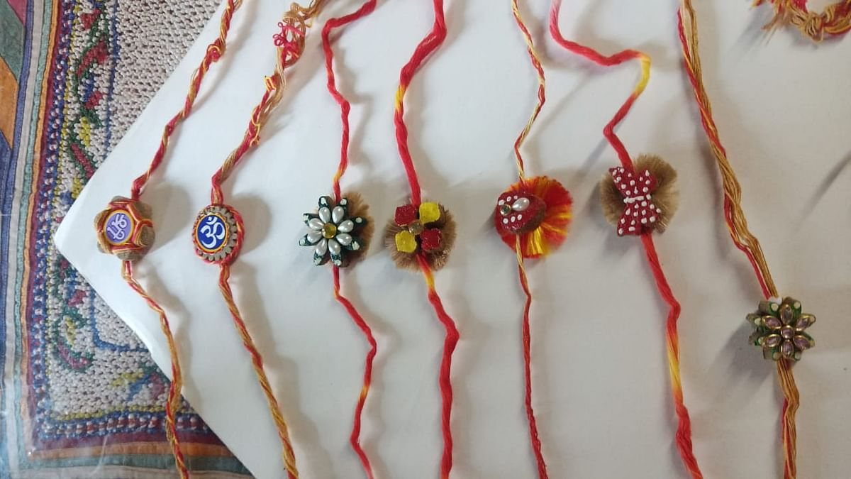 'Vedic gobar rakhis' earning bread and butter for homemakers in Indore