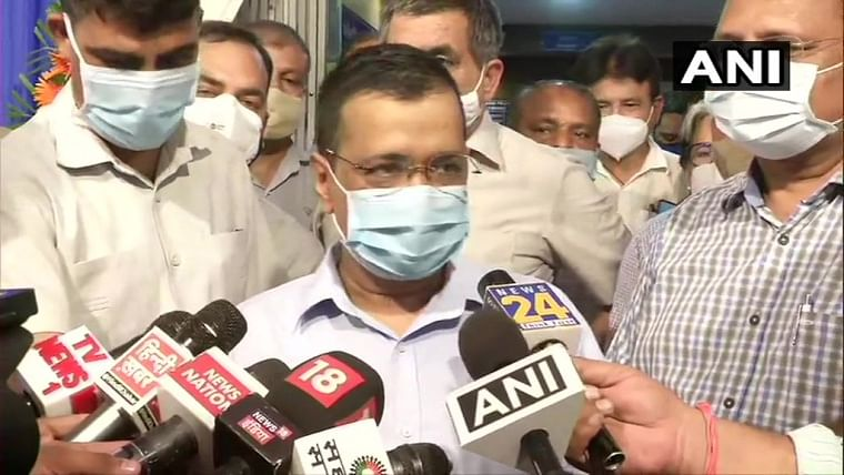 'Not now, don't want to take any risk': Delhi CM Arvind Kejriwal on reopening of schools