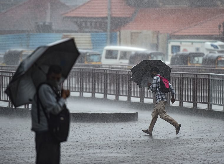 Mumbai: Latest updates - 6,000 passengers stranded as train services hit in Konkan due to heavy rains; rivers in spate