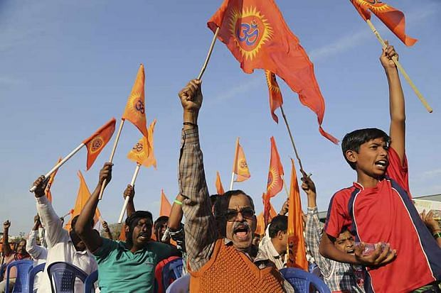 Nagpur: VHP holds 'bhajan protest' amid COVID-19 to demand Maharashtra govt's nod for Pandharpur 'wari'