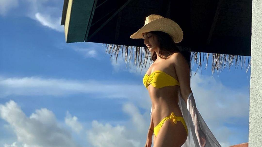 Kiara Advani's sexy 'bikini bod' sets the internet ablaze