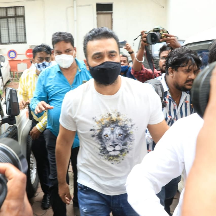 Porn Films case: Bombay HC adjourns hearing on Raj Kundra's bail plea till July 29, asks investigating officer to remain present during hearing