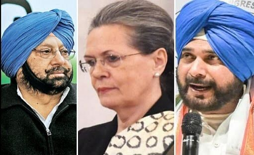 FPJ Edit: If Sidhu's elevation was a rude awakening for the Punjab CM, it couldn't have been easy for the Congress high command either