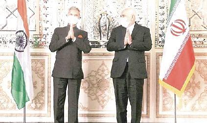 Jaishankar, Iran's foreign minister Javad Zarif discuss Afghanistan situation