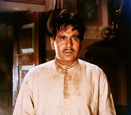 Dilip Kumar in Gunga Jumna