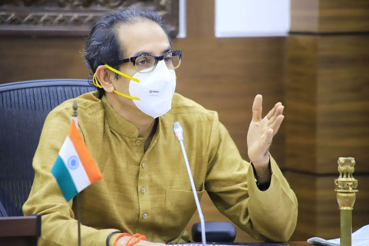 Maharashtra records 7,761 new COVID-19 cases, 167 deaths; Uddhav Thackeray urges PM Modi to frame national policy to stop public gatherings