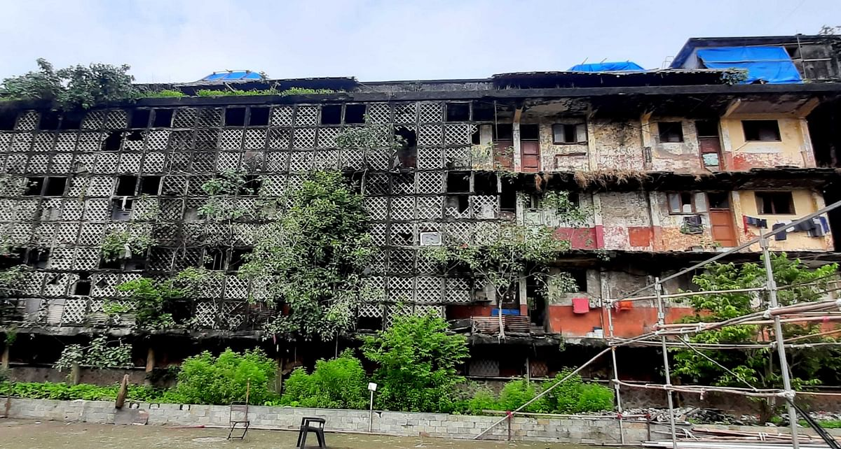 Buildings on the Brink: Fate of residents hang in balance as BMC declares Chunabhatti's Tata Nagar building a dangerous structure
