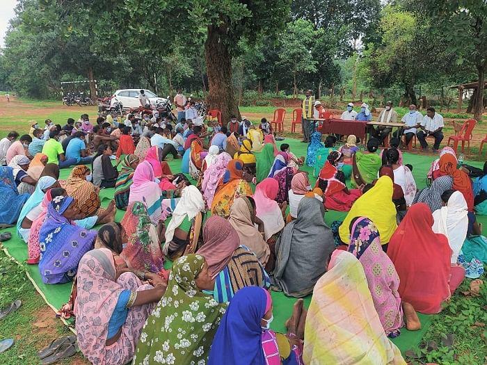 Extension to coal mine in Chhattisgarh opposed