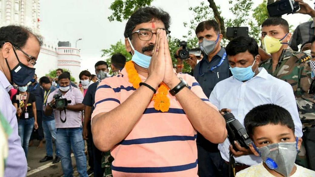 Jharkhand: Police bust plot to overthrow CM Hemant Soren govt, arrest 3 in Ranchi