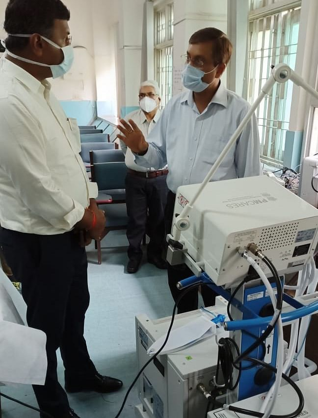 Indore: Hospitals grab self for a softer line of treatment for children during much anticipated C-third wave