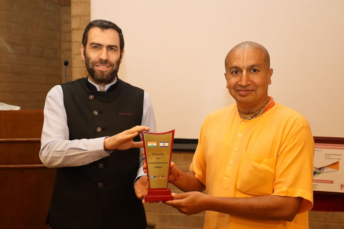 Govardhan Water Technology Institute set up in Wada to match Israeli technologies with Indian wisdom