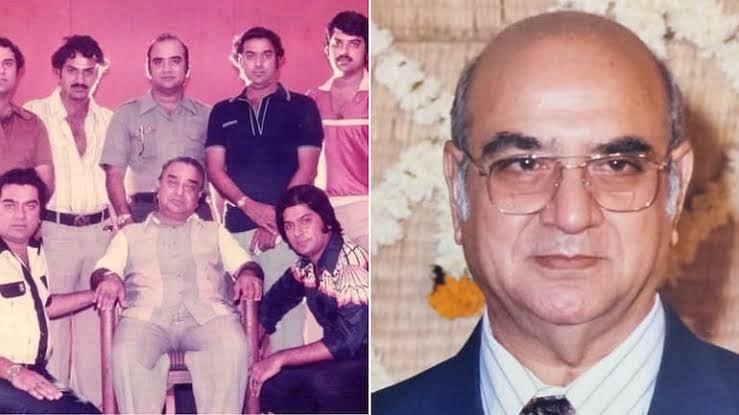 Kumar Ramsay, eldest of Ramsay Brothers, no more
