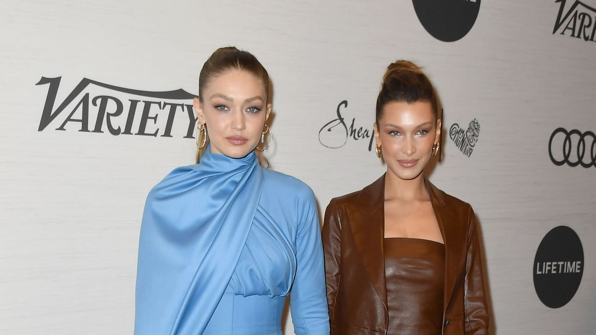 Gigi Hadid shares unseen picture of daughter Khai with aunt Bella