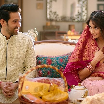 14 Phere review: Politically-incorrect script works in favour of this Vikrant Massey, Kriti Kharbanda starrer