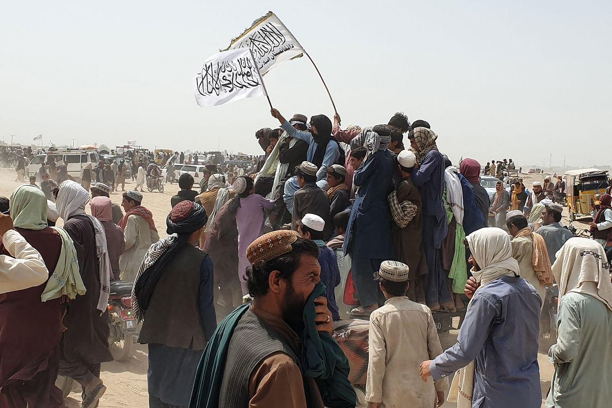 Taliban overruns district in Afghanistan's Uruzgan province