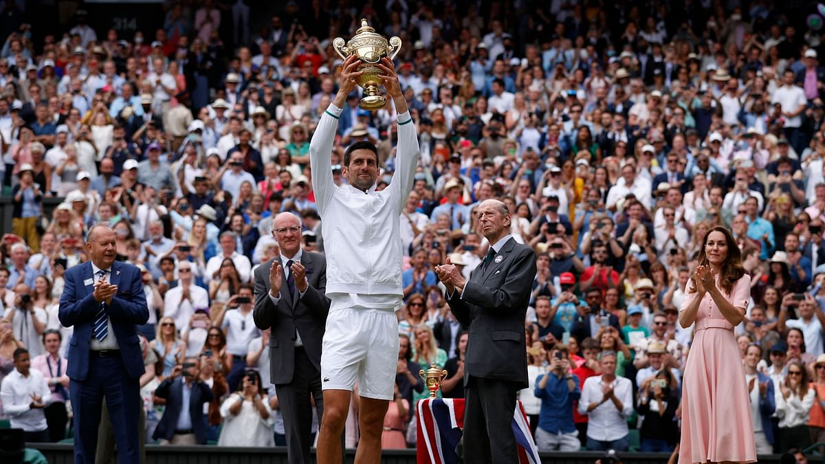 'Spectators without masks at Wimbledon': Bombay HC wonders when India would see this day just this