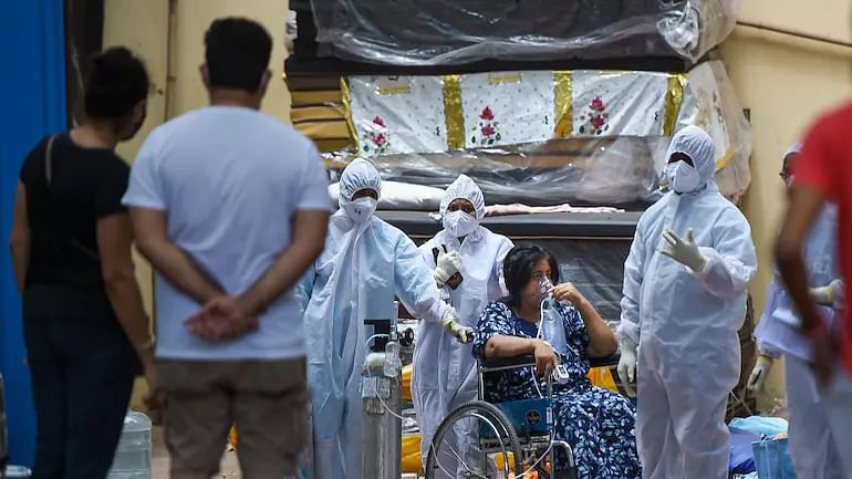 Mumbai records 374 new COVID-19 cases, 8 deaths on July 23