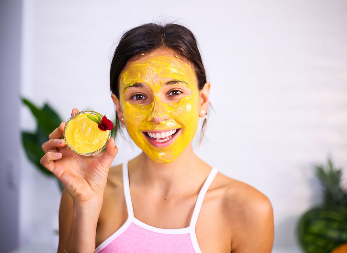 The ayurvedic approach to healthy and glowing skin