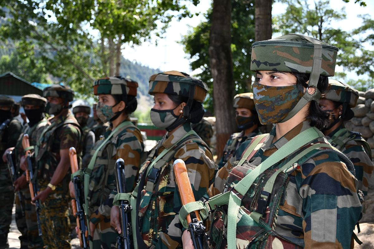 They were first deployed in Kupwara district in August 2020 after intelligence reports that militants were employing women handlers for narco and weapon smuggling