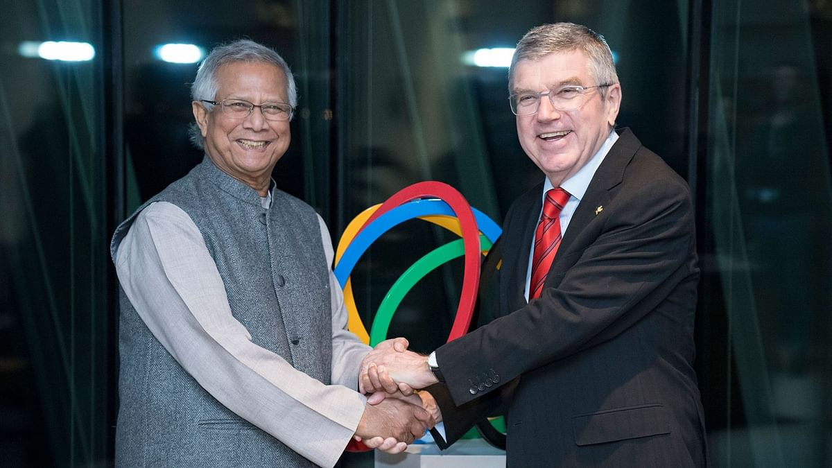 Tokyo Olympics 2020: Nobel Peace Prize awardee Muhammad Yunus to become 2nd recipient of Olympic Laurel