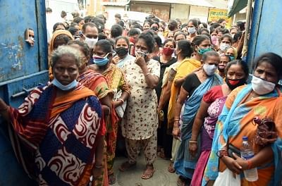 Madhya Pradesh: 1 in 10 women in India 'ran out of food' during lockdown, says  report