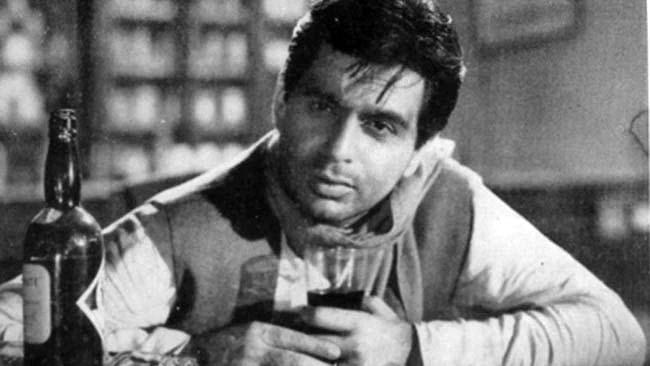 Dilip Kumar in 'Devdas'