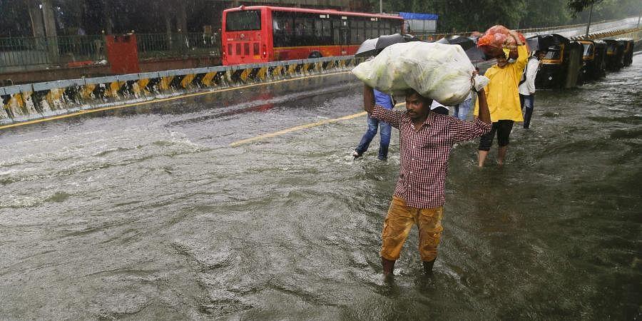 Maharashtra Floods: Bridge washed away, Mumbra bypass road damaged in Thane