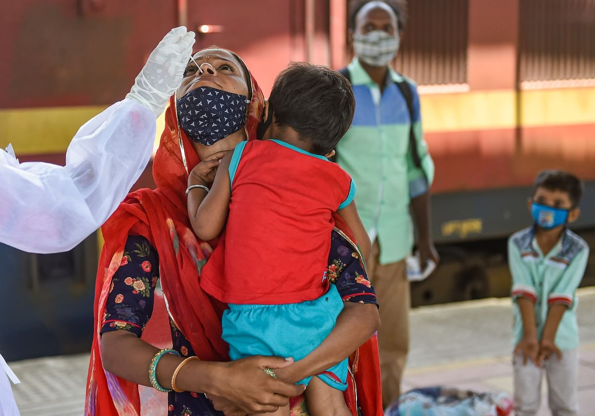 Madhya Pradesh: Covid-19 again on a decline, 32 cases reported, active cases reduce to 466