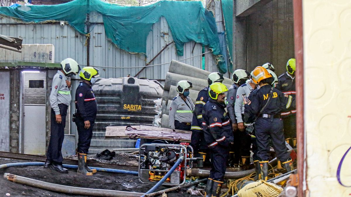 Mumbai: 5 dead after lift collapses at BDD chawl in Worli