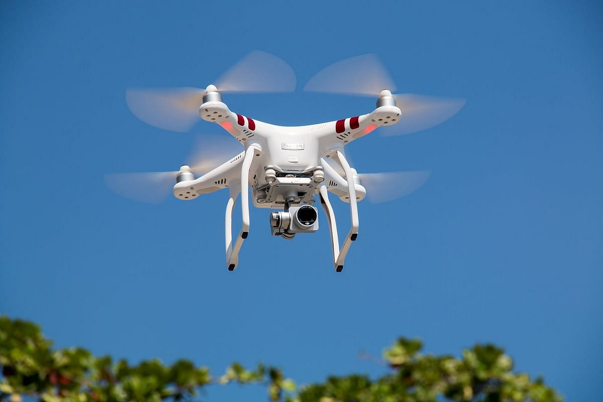Drone spotted over Indian High Commission in Islamabad last week