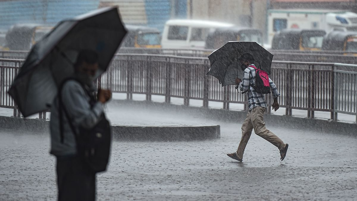 Mumbai weather update: Rains continue to batter city, IMD predicts heavy to very heavy rainfall